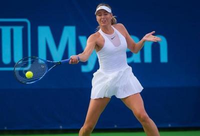 Sharapova, uno Us Open tutto da conquistare