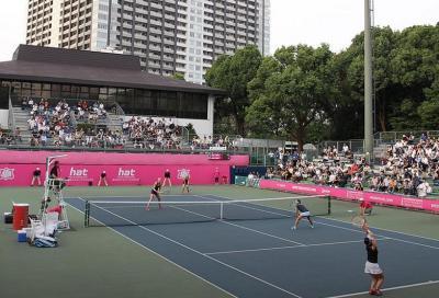 2018: il circuito WTA sbarcherà a Hiroshima