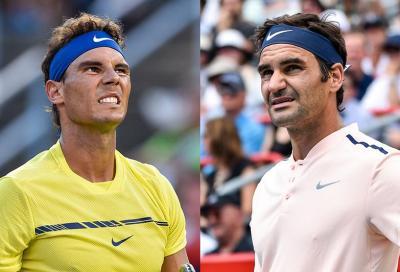Nadal-Federer: ora è battaglia vera per il n.1