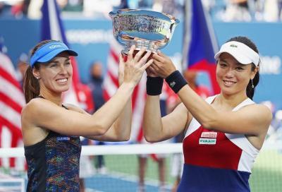 Doppio titolo per Martina Hingis: 25 Slam per lei!