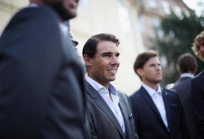 Rafa Nadal tra coach, Tokyo 2020 e Catalogna