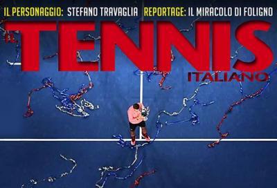 Il Tennis Italiano di ottobre è in edicola!