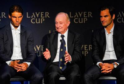 "Tony Godsick: ""Laver Cup oltre Federer e Nadal"""