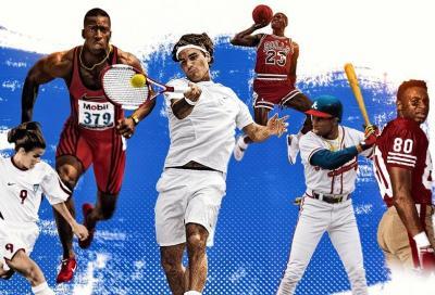 I più grandi sportivi (viventi) di sempre: quanto tennis!