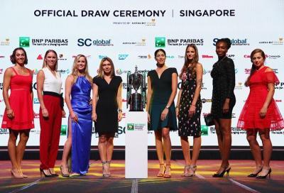 Singapore: in sette per il numero 1 WTA!