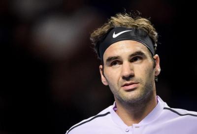 Un capolavoro salva Federer a Basilea