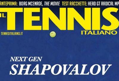 Il Tennis Italiano di novembre è in edicola!