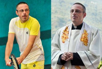 Il prete che gioca i tornei di «quarta»