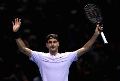 Federer rimpiangerà soli 140 punti?
