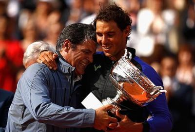 «Grazie, Rafael. Mi hai dato più di quanto meritassi»