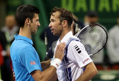 Djokovic-Stepanek: manca solo l'ufficialità