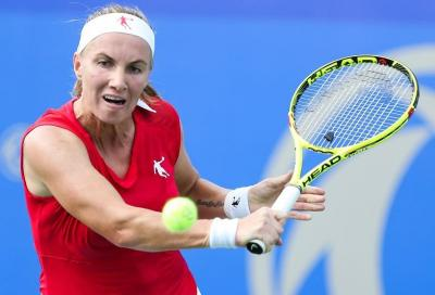 Kuznetsova, primo forfait del 2018
