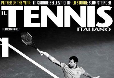 Il Tennis Italiano di dicembre è in edicola