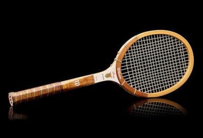 125.000 dollari per una racchetta da tennis
