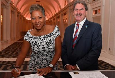 Il comitato ITF per le pari opportunità