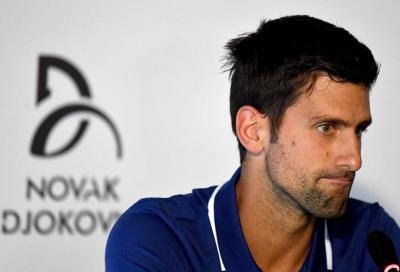 Paura Djokovic: niente Abu Dhabi, AO a rischio