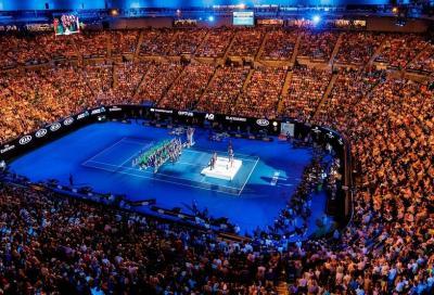 Australian Open in TV: 300 ore live su Eurosport