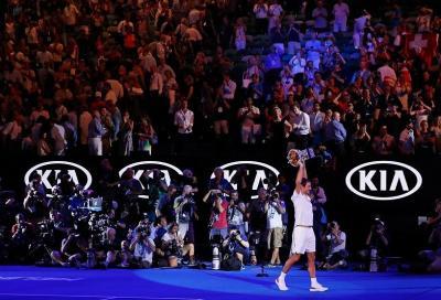 L'Australian Open dei record è sempre più ricco