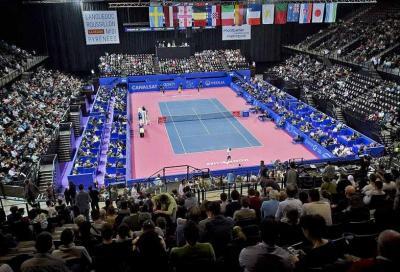 Tre tornei ATP più Fed Cup, tutto su SuperTennis