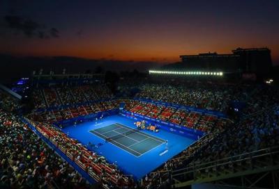 Acapulco: da torneo qualsiasi a gioiello