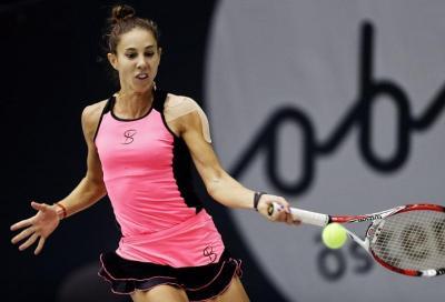 Dottoressa Buzarnescu, top-50 WTA per caso