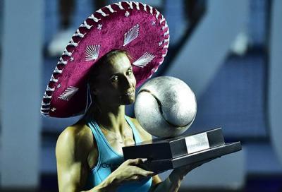 Il Sombrero è di nuovo di Lesia Tsurenko