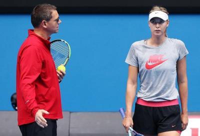 Niente risultati: addio Sharapova-Groeneveld