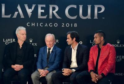 """Orgoglio Laver Cup: """"La Davis guarda a noi"""""""