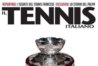 Il Tennis Italiano di aprile è in edicola!