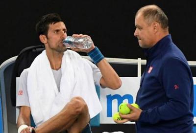 Djokovic torna alle origini? Si allena con Vajda