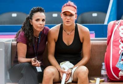 Caso Rebeka Masarova: Swiss Tennis si arrende