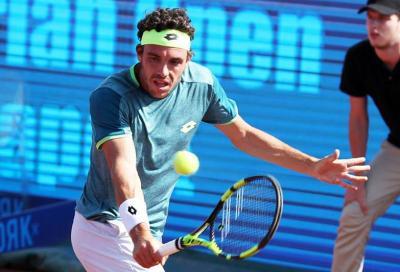 Cecchinato da lucky loser a finalista ATP