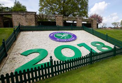 Tutte le novità di Wimbledon 2018