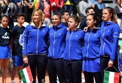 Italia, nel 2019 potrai vincere la Fed Cup!