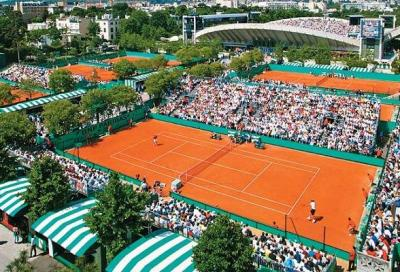 """TV: dieci campi per le """"quali"""" del Roland Garros"""