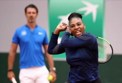 "Serena ""pesca"" bene: Errani, c'è una chance"