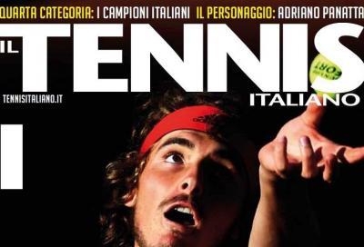 Il Tennis Italiano di giugno è in edicola!
