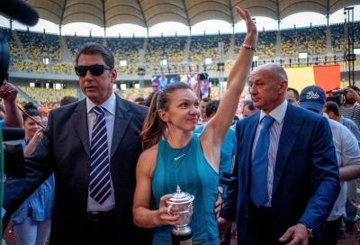 Romania in festa: Halep come Nadia Comaneci?