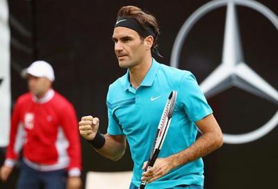 Federer torna col brivido, 81 giorni dopo