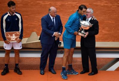 "Rosewall: ""Nadal, puoi eguagliare Federer"""