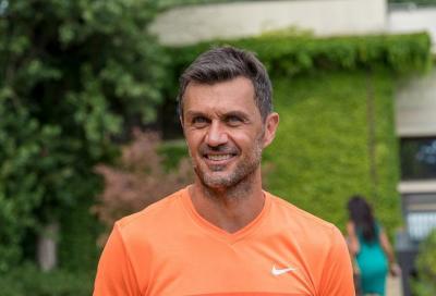 Maldini Bis all'ASPRIA Tennis Cup di Milano