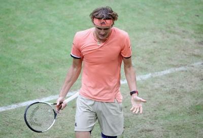 Zverev non sta ancora bene, Federer OK