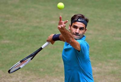 I due obiettivi di Roger: decimo Halle e n.1 ATP