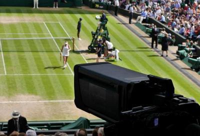 Wimbledon in TV è già iniziato (e sarà in 4K)