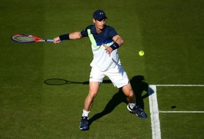 Murray ok, ma Wimbledon rimane un'incognita