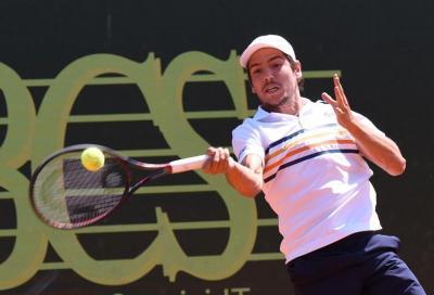 """Joao Domingues, il tennista """"architetto"""""""