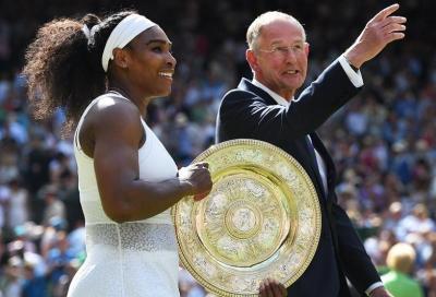 """""""Wimbledon non è sessista. E sullo shot clock..."""""""