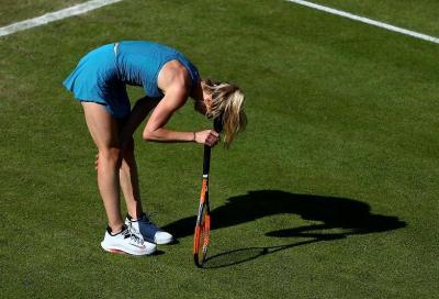 """È la Svitolina la """"vittima"""" del favore a Serena"""