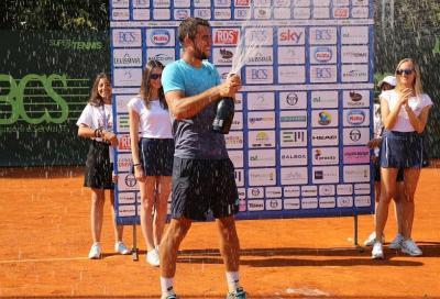 """Ironman"" Djere vince a Milano e vola a Wimbledon"