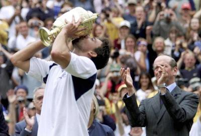 Londra, 9 luglio 2001. Il giorno del miracolo